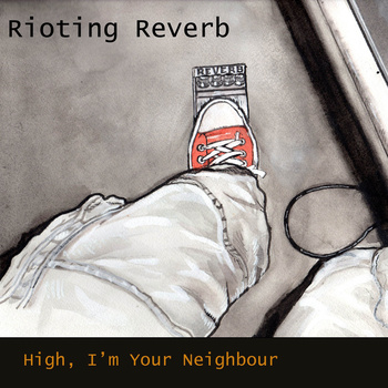 rioting reverb ep cover